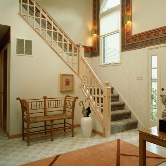 Schicke Treppengelander Verschonern Das Moderne Treppenhaus