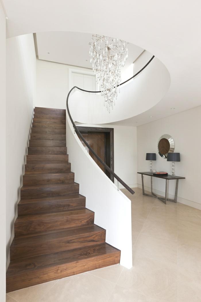 Schicke treppengel nder versch nern das moderne treppenhaus for Moderne innenarchitektur fotos