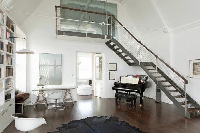 Bilder Treppenhaus schicke treppengeländer verschönern das moderne treppenhaus