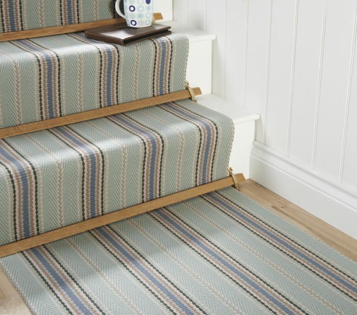Teppich f r treppen die treppen in ihrem zuhause verkleiden - Tapis escalier saint maclou ...