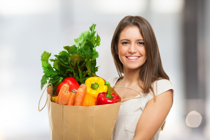 veganes essen vernünftig einkaufen