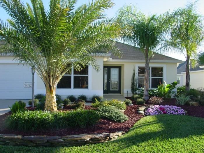 vorgartengestaltung - 33 schöne ideen für ihren einladenden vorgarten, Garten und bauen