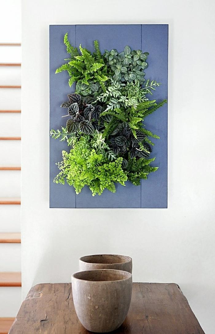 design de paredes placa de madeira decoração de parede azul
