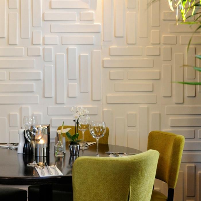 Waende Gestalten Stilvoll : Wandpaneele eine trendige tendenz bei der wandgestaltung