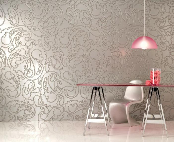 Wandpaneele eine trendige tendenz bei der wandgestaltung - Wandpaneele ideen ...