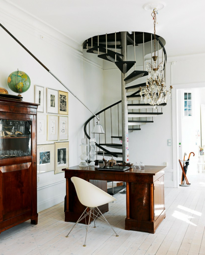 Innenarchitektur Geschichte die wendeltreppe geschichte funktionen und designs