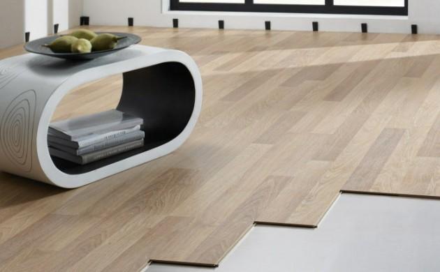 wohnzimmer-bodenbelag-laminatboden-verlegen-mit trittschalldämmung