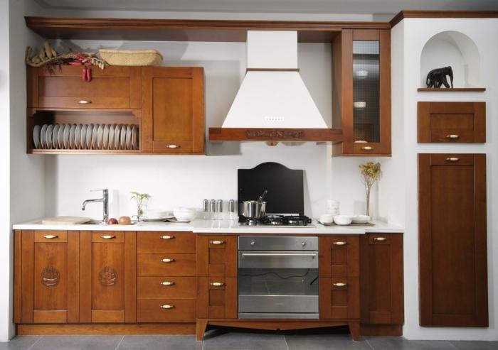 neue küchenfronten stylische küche holz küchenfronten erneuern