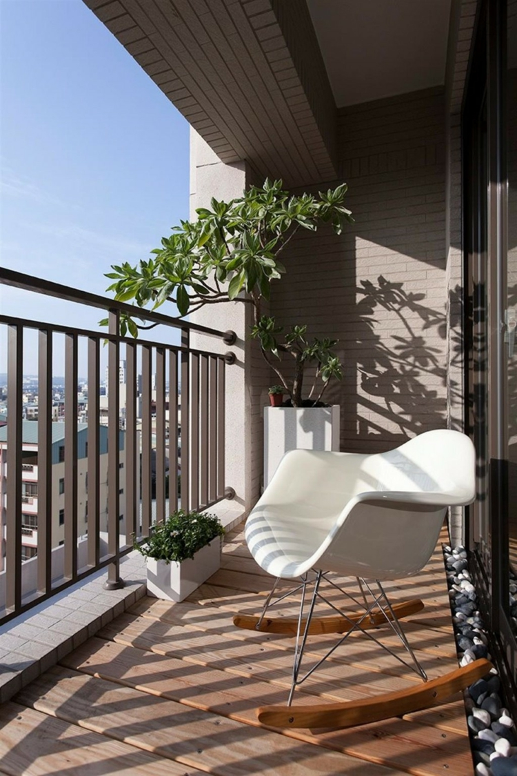 60 inspirierende Balkonideen: So werden Sie einen traumhaften Balkon ...