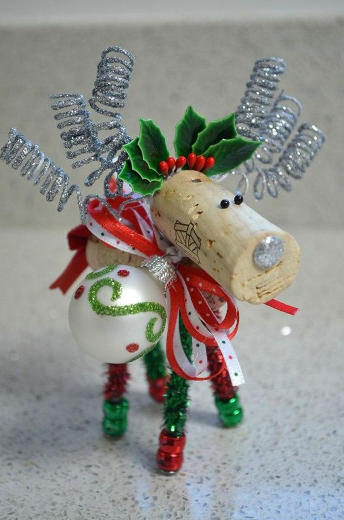 Basteln Weihnachten persönliche Weihnachtsgeschenke selber machen ideen