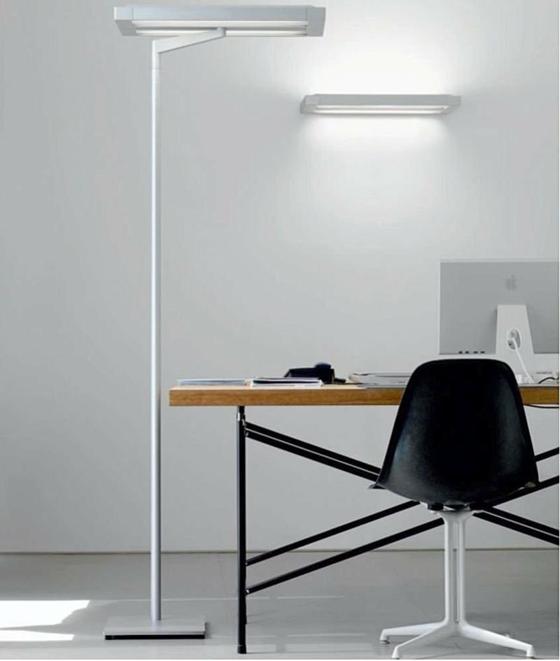 Optimale Beleuchtung am Arbeitsplatz für mehr Elan und Stil