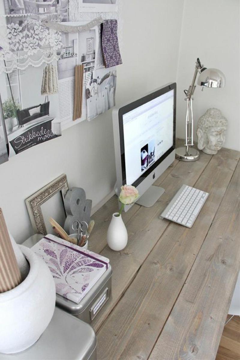 Beleuchtung am Arbeitsplatz moderne büroeinrichtung bürolampe stehlampe silber