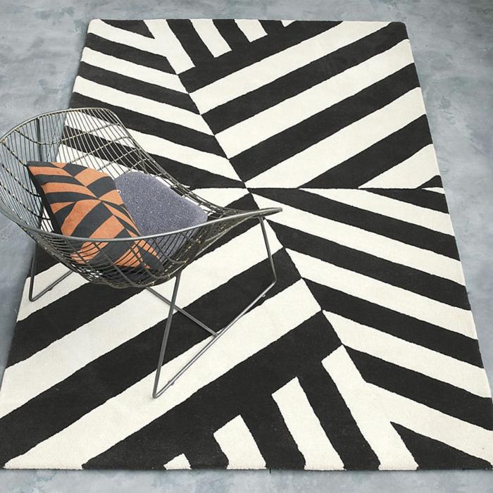 Designer Teppiche Designermöbel Lenny Kravitz CB2 Linie