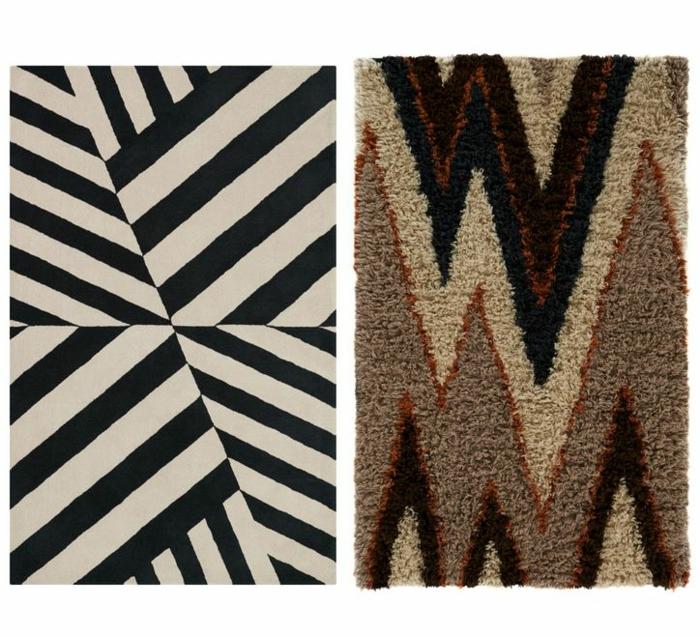 Designer Teppiche Muster Lenny Kravitz Designermöbel CB2