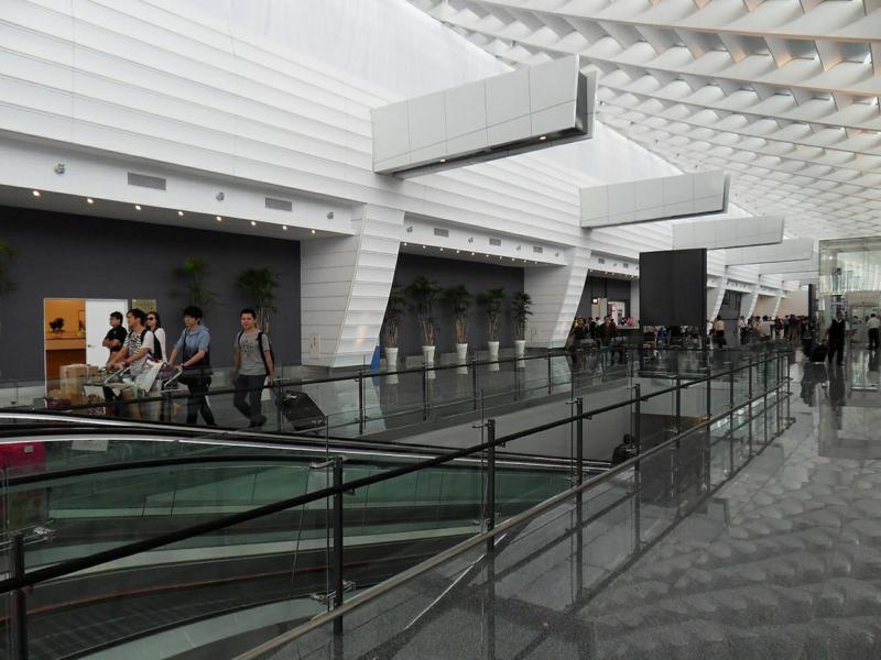 Flughafen Taipeh Taiwan Taoyuan International Airport