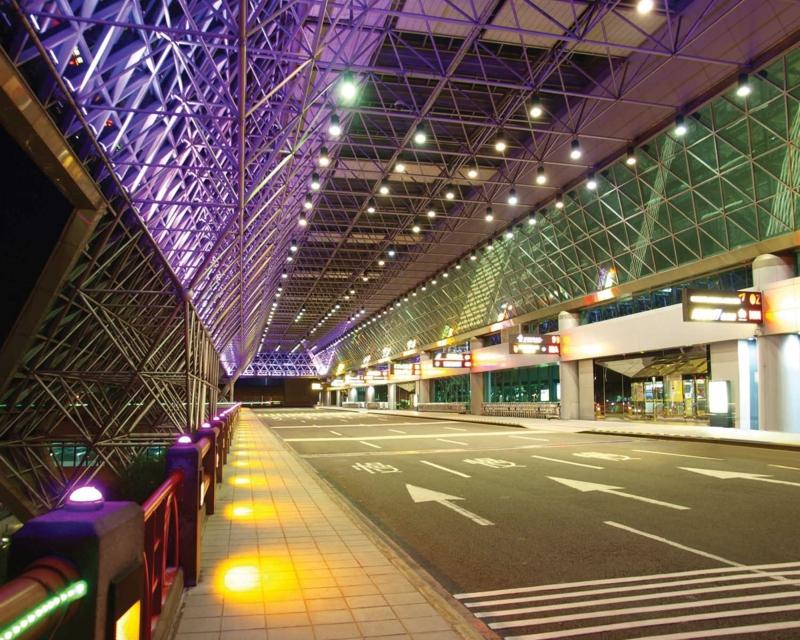 Flughafen Taiwan Taoyuan International Airport Renovierung