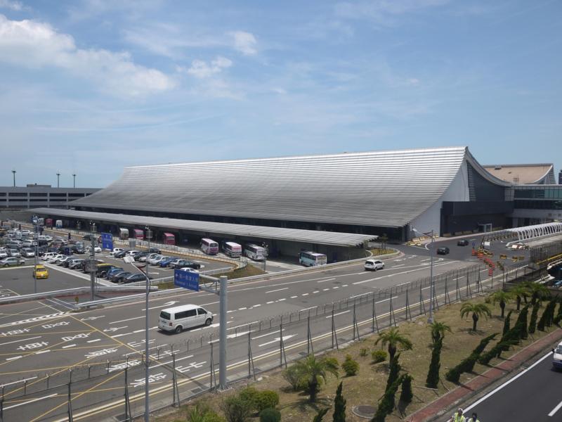Flughafen Taiwan Taoyuan International Airport Terminal1