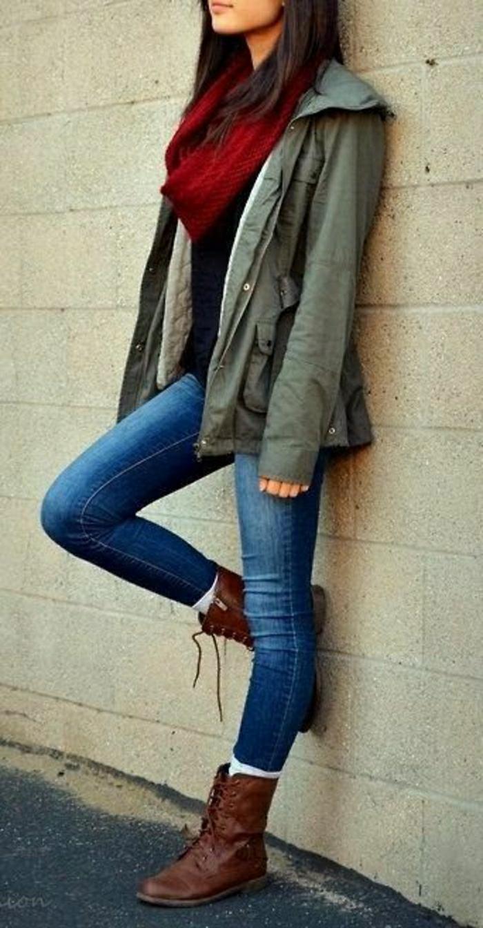 Halbstiefel stiefeletten fashion mode braune schuhe italienische schuhe grunge mode
