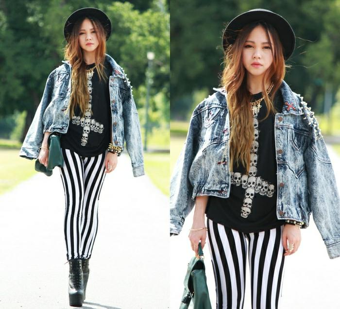 Halbstiefel stiefeletten fashion mode schwarze schuhe winter outfits