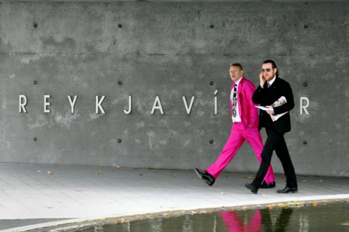 Hauptstadt Island Reykjavík bürgermeister sehenswürdigkeiten