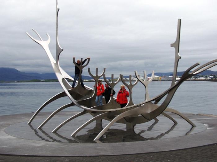 Hauptstadt Island Reykjavík sehenswürdigkeiten besichtigen