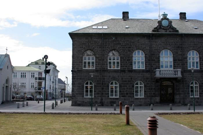 Hauptstadt Island Reykjavík sehenswürdigkeiten rathaus
