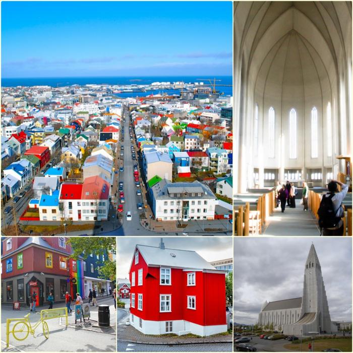 Hauptstadt Island kultur Reykjavík sehenswürdigkeiten besichtigen