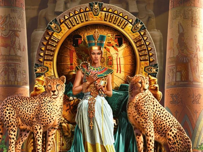 Heilerde kleopatras geheimnis