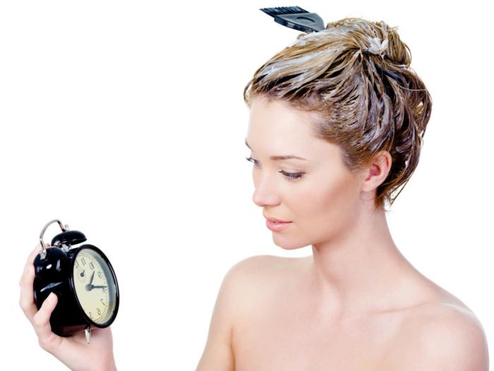 Heilerde massage haut und haare maske