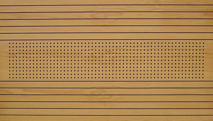 fliesen holzoptik wohnideen wangestaltung holz verkleidung waende akustikplatten kombiniert