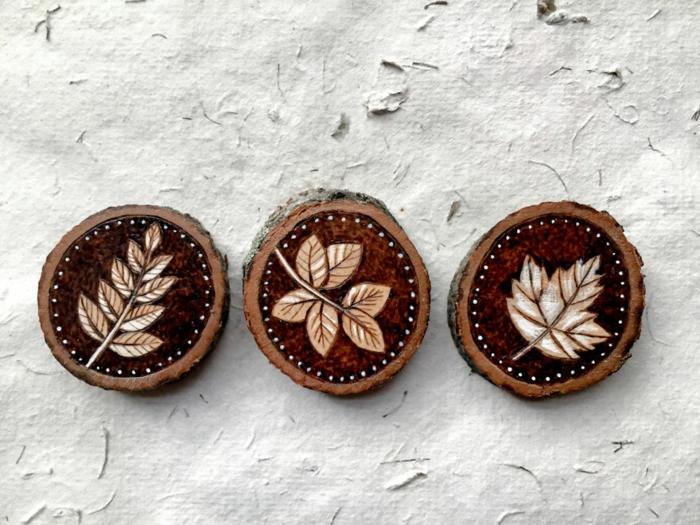 Holzkunst kunst aus holz künstler dekoration organische kunst tiere magnett