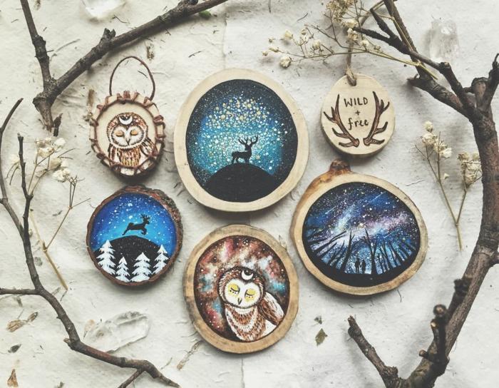 Holzkunst kunst  aus holz künstler dekoration organische kunst tiere