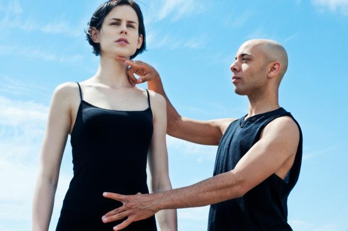 Körpersprache stlleung pose position modell