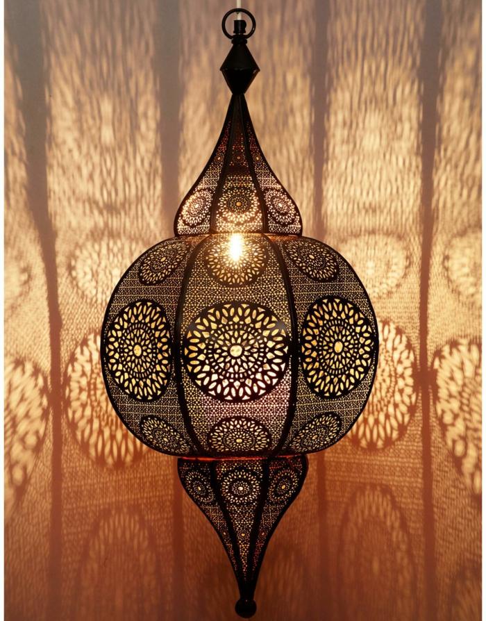 Orientalische Lampen marokko