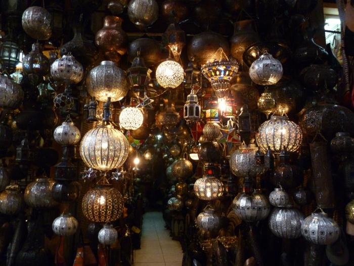 Orientalische Lampen master bild