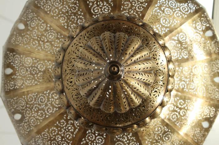 Orientalische Lampen nah