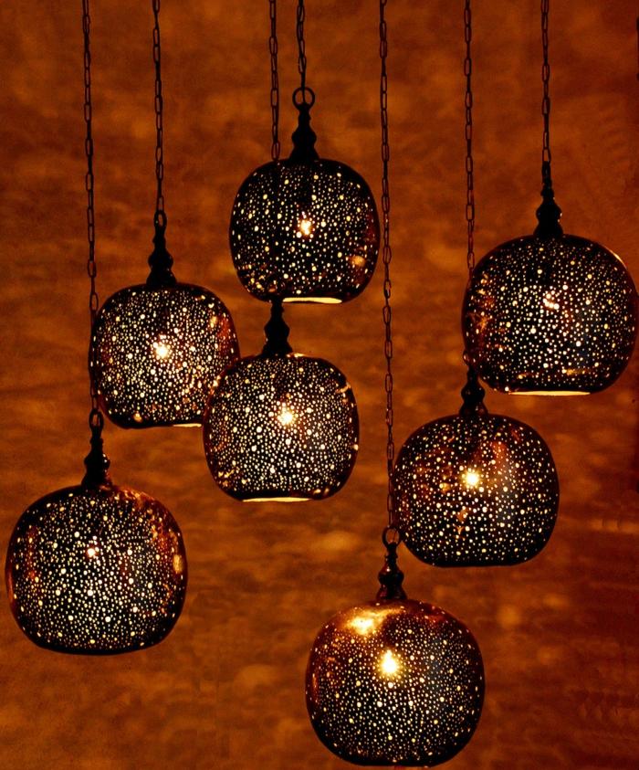 Orientalische Lampen pendelleuchten