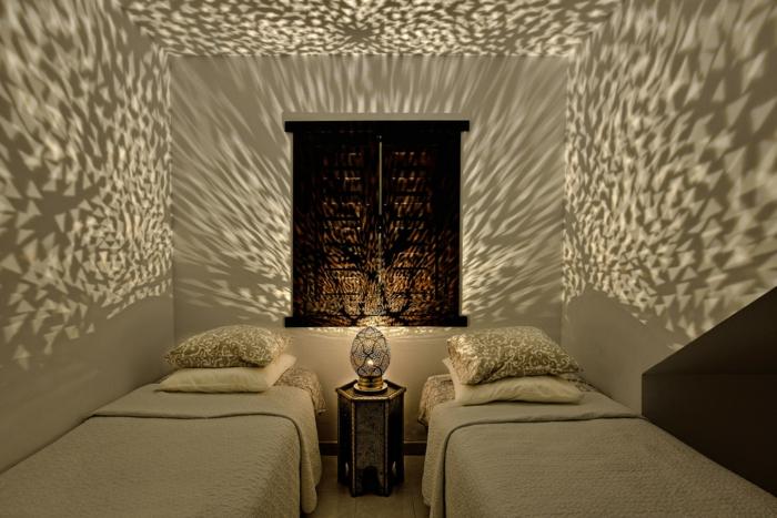 Orientalische Lampen skandinavisch marokko