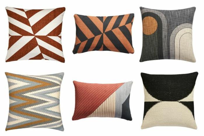 Sofa Kissen Dessins Lenny Kravitz Designermöbel CB2