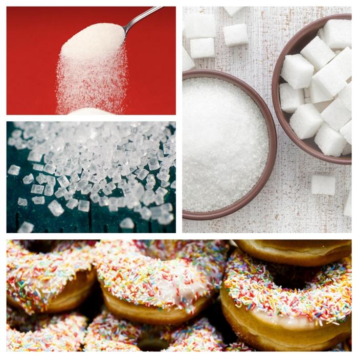 Zucker pro Tag   zuckercollage