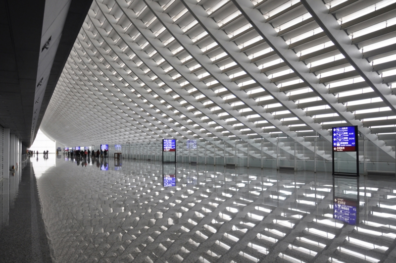 Taiwan Flughafen Taipeh Taoyuan International Airport