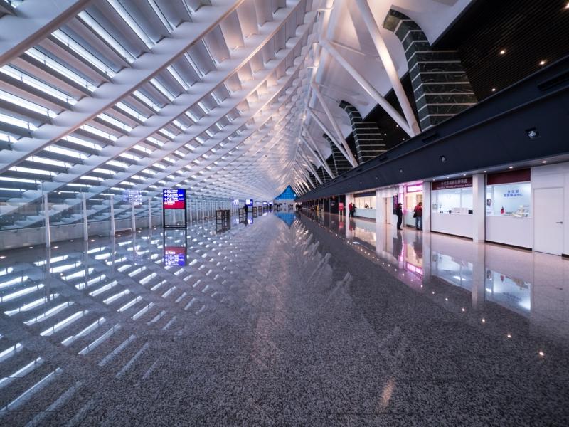 Taiwan Flughafen Taoyuan International Airport Taiwan