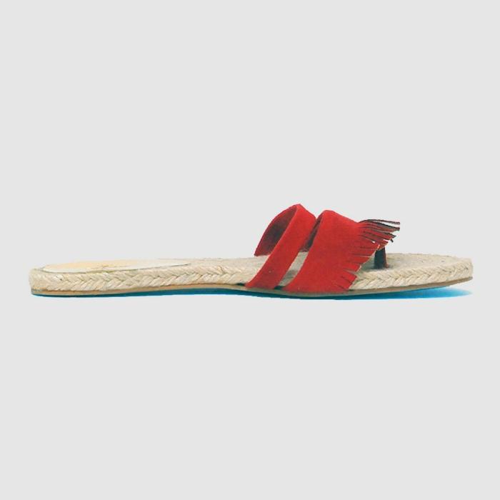 Vegane Schuhe Rebecca Mink Designerschuhe öko schuhe rot