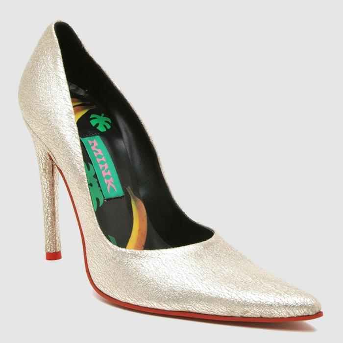 Vegane Schuhe Rebecca Mink Designerschuhe Pumps