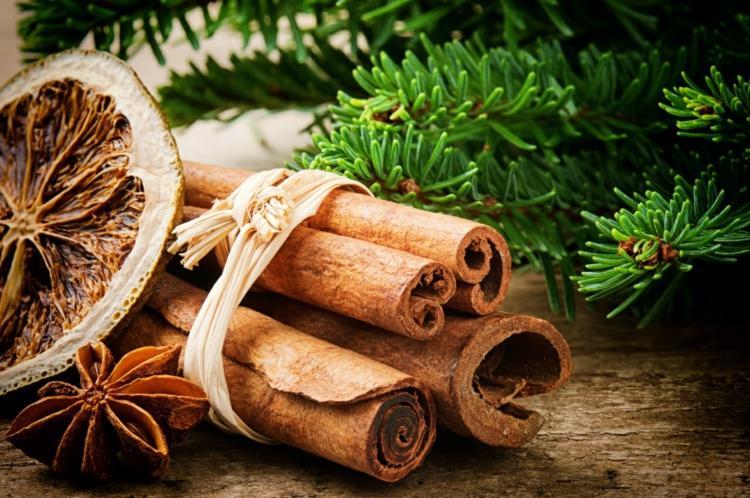 Weihnachtliche gew rze so riecht weihnachten - Idee per decorazioni natalizie per la casa ...