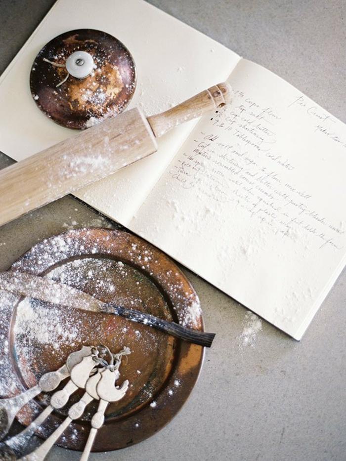 Weihnachtsgeschenke basteln Ideen persönliche Geschenke DIY Rezeptbuch