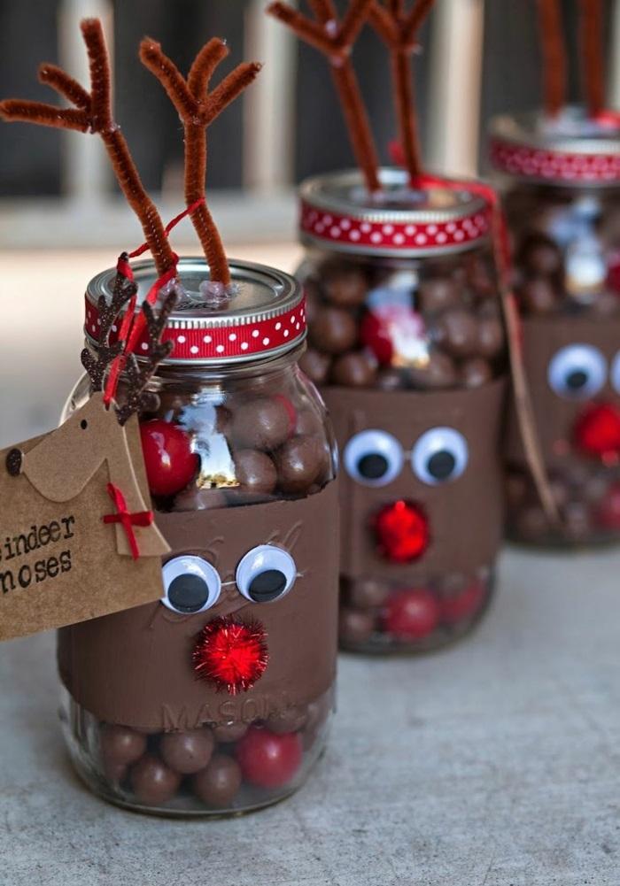 Weihnachtsgeschenke selber basteln Ideen DIY Geschenke