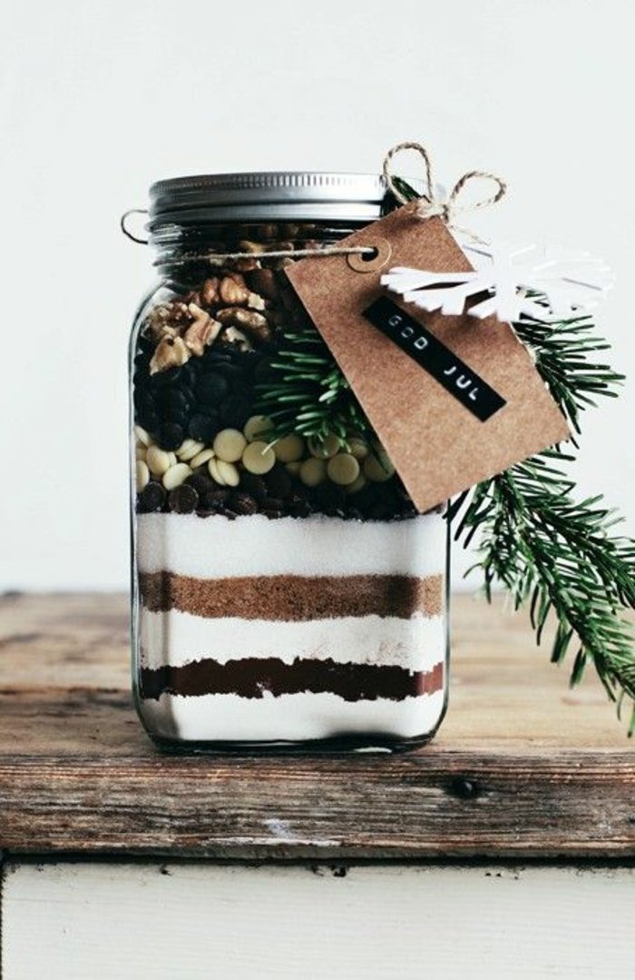 weihnachtsgeschenke selber basteln 40 ideen f r. Black Bedroom Furniture Sets. Home Design Ideas