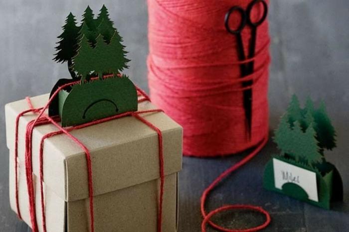 Weihnachtsgeschenke- verpacken-geschenk-verpacken-geschenke-schön-verpacken-gebastelt