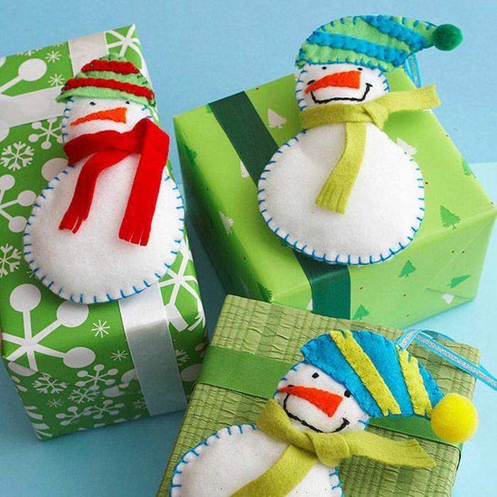 Weihnachtsgeschenke verpacken geschenk verpacken geschenke schön verpacken mit puppen